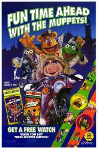 The Muppet Movie - 27 x 40 Movie Poster - Style A