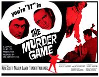 Murder Game - 11 x 14 Movie Poster - Style A