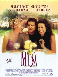 The Muse - 27 x 40 Movie Poster - Spanish Style A
