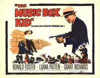 Music Box Kid - 22 x 28 Movie Poster - Half Sheet Style A
