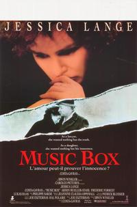 Music Box - 11 x 17 Movie Poster - Belgian Style A