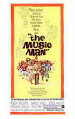 The Music Man - 11 x 17 Movie Poster - Style A