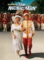 The Music Man - 11 x 17 Movie Poster - Style D