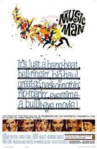 The Music Man - 11 x 17 Movie Poster - Style B