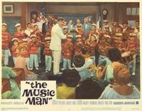 The Music Man - 11 x 14 Movie Poster - Style F