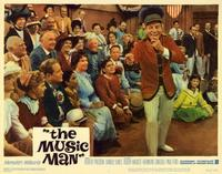 The Music Man - 11 x 14 Movie Poster - Style G