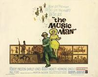 The Music Man - 22 x 28 Movie Poster - Half Sheet Style A