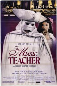 The Music Teacher - 43 x 62 Movie Poster - Bus Shelter Style A