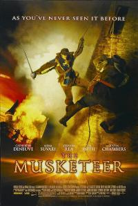 The Musketeer - 11 x 17 Movie Poster - Style B