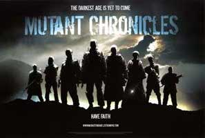 Mutant Chronicles, The - 27 x 40 Movie Poster - Style A