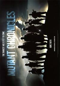 Mutant Chronicles, The - 43 x 62 Movie Poster - Bus Shelter Style A