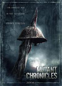 Mutant Chronicles, The - 43 x 62 Movie Poster - Bus Shelter Style B