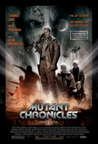 Mutant Chronicles, The - 11 x 17 Movie Poster - Style D