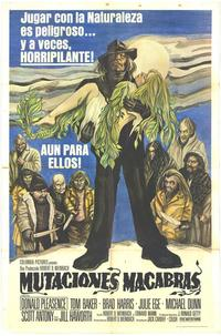 The Mutations - 11 x 17 Movie Poster - Spanish Style A