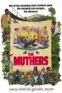 The Muthers - 11 x 17 Movie Poster - Style A