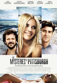 The Mysteries of Pittsburgh - 11 x 17 Movie Poster - Style A