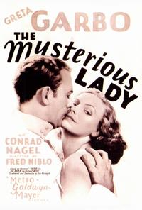 Mysterious Lady, The - 27 x 40 Movie Poster - Style B