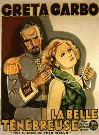 Mysterious Lady, The - 11 x 17 Movie Poster - Belgian Style A