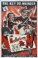 The Mysterious Mr. M - 11 x 17 Movie Poster - Style A