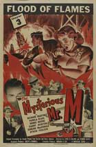 The Mysterious Mr. M - 27 x 40 Movie Poster - Style H