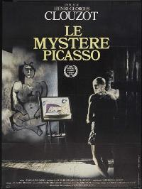 The Mystery of Picasso - 27 x 40 Movie Poster - French Style A