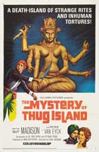 The Mystery of Thug Island - 27 x 40 Movie Poster - Style B