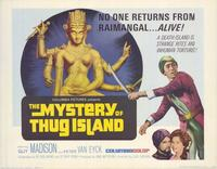 The Mystery of Thug Island - 11 x 14 Movie Poster - Style A