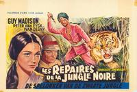 The Mystery of Thug Island - 11 x 17 Movie Poster - Belgian Style A