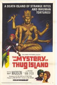 The Mystery of Thug Island - 27 x 40 Movie Poster - Style A