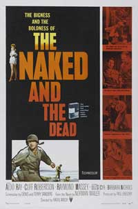Naked and the Dead, The - 43 x 62 Movie Poster - Bus Shelter Style A