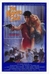 Naked Cage - 27 x 40 Movie Poster - Style A