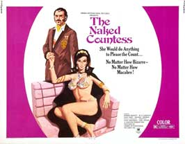 Naked Countess - 22 x 28 Movie Poster - Half Sheet Style A