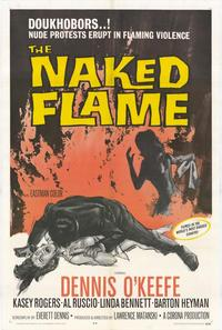 The Naked Flame - 27 x 40 Movie Poster - Style A