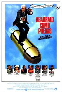 The Naked Gun - 27 x 40 Movie Poster - Spanish Style A
