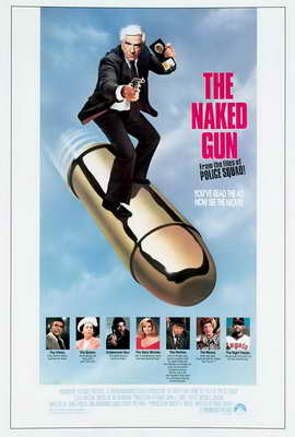 The Naked Gun - 27 x 40 Movie Poster - Style A