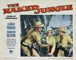 Naked Jungle - 11 x 14 Movie Poster - Style D