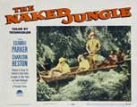 Naked Jungle - 11 x 14 Movie Poster - Style H