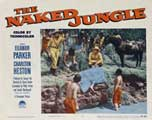 Naked Jungle - 11 x 14 Movie Poster - Style I