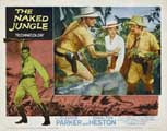 Naked Jungle - 11 x 14 Movie Poster - Style K
