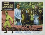 Naked Jungle - 11 x 14 Movie Poster - Style L