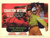 Naked Jungle - 11 x 14 Movie Poster - Style A