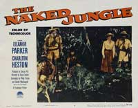 Naked Jungle - 11 x 14 Movie Poster - Style C