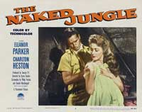 Naked Jungle - 11 x 14 Movie Poster - Style G