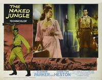 Naked Jungle - 11 x 14 Movie Poster - Style P