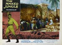 Naked Jungle - 11 x 14 Movie Poster - Style Q