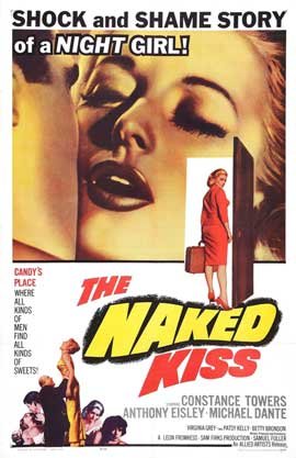 The Naked Kiss - 27 x 40 Movie Poster - Style A