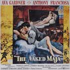 The Naked Maja - 30 x 30 Movie Poster - Style A