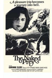 The Naked Prey - 11 x 17 Movie Poster - Style A