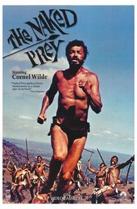 The Naked Prey - 11 x 17 Movie Poster - Style D