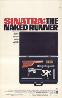 The Naked Runner - 11 x 17 Movie Poster - Style B
